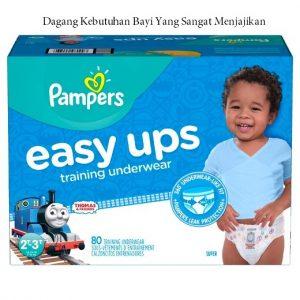Dagang Kebutuhan Bayi Yang Sangat Menjajikan